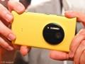 Die Kamera ist das Highlight des LTE-Smartphones Nokia Lumia 1020 (Bild: CBS Interactive).