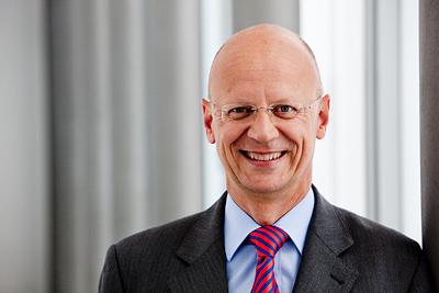 Ralf Thomas ist neuer Finanzvorstand von Siemens. Quelle: Siemens