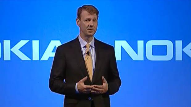Risto Siilasmaa, Chairman des Nokia-Boards of Directors und Übergangs-CEO glaubt nach wie vor an Nokia.