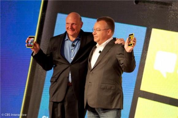 Ist Elop der neue Kronprinz? Eine Aussage Ballmers gegenüber der Seattle Times legt diese Vermutung nahe. Quelle: CNET.com