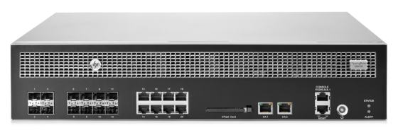 HP Tippingpoint Next Generation Firewall (Bild: HP)