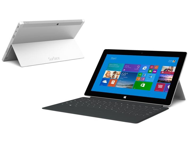 Mit der zweiten Generation hat Microsoft die Schwachpunkte seiner Surface-Tablets weitgehend ausgeräumt (Bild: Microsoft).
