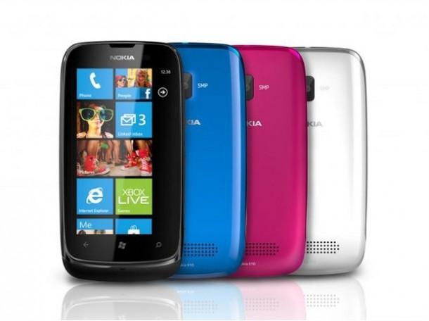 Microsoft meldet eine Lücke in Smartphones mit Windows Phone 7.8 und 8 (Bild: Nokia).