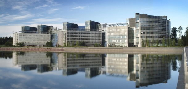 Nokia-Zentral im finnischen Espoo (Bild: Nokia)