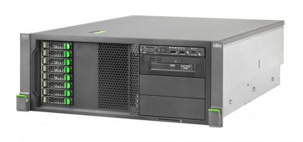 Die neuen Primergy-Systeme von Fujitsu richten sich vor allem an KMU. Darüber hinaus sind die Server für VMware zertifiziert. Quelle: Fujitsu