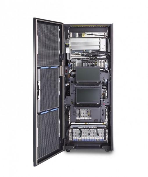 High-End-Systeme wie der IBM zBC12 behält IBM aus gutem Grund. Quelle: IBM