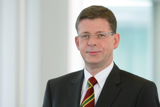 Reinhard Clemens, Telekom-Vorstand und Chef von T-Systems. Quelle: Telekom