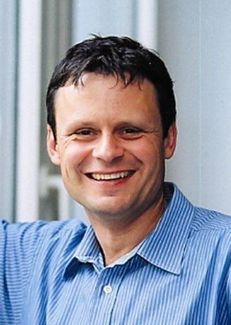 """Bernd Welz, Executive Vice President und globaler Leiter des Bereichs """"Solution & Knowledge Packaging"""" stellt eine neue RDS für HANA Live vor. Quelle: B. Welz"""