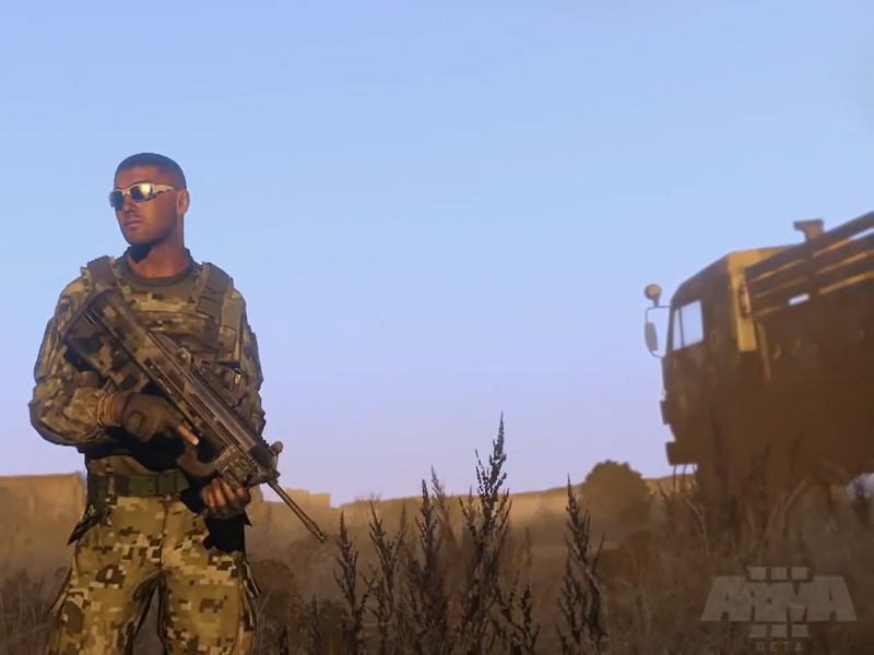 Arma III (Screenshot: YouTube)