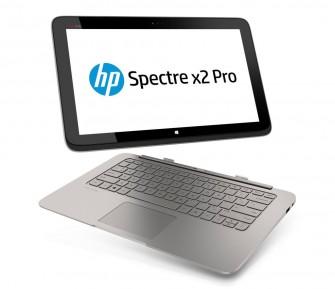 HP Spectre x2 Pro ist ab November zu Preisen ab 999 Euro lieferbar. Quelle: Hewlett Packard