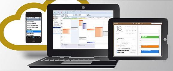 Die Groupware Tine 2.0 nutzt den Browser als Frontend und ist damit plattformübergreifend nutzbar (Bild: Metways).