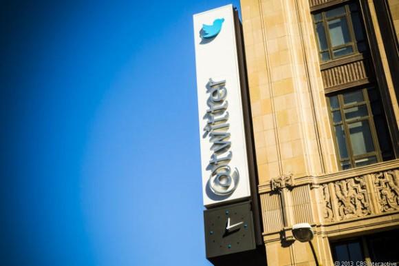 Stammsitz von Twitter. Das Unternehmen strebt jetzt an die Börse. Quelle: CNET