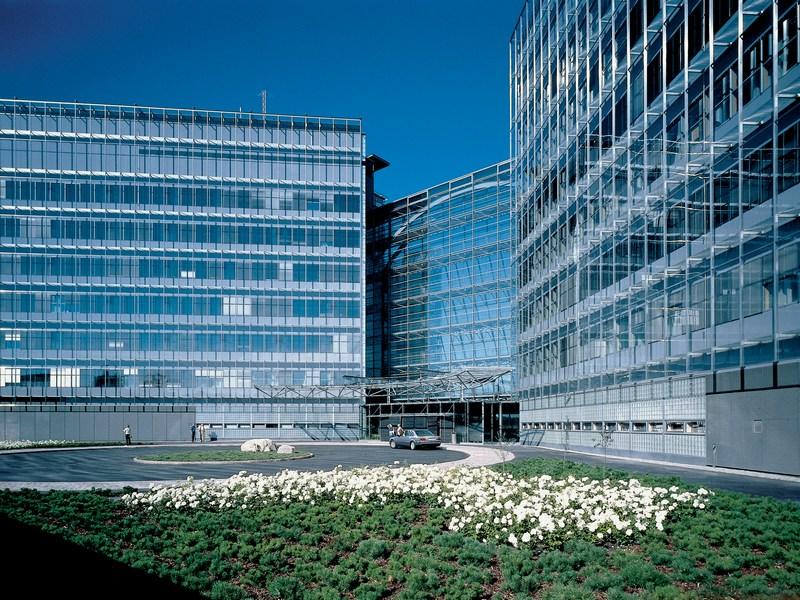 Nokias Firmenzentrale in Espoo. (Bild: Nokia)