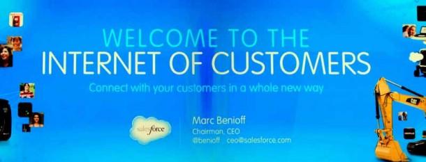 Das Internet der Dinge bietet für Salesforce auch als CRM-Anbieter neue Möglichkeiten. Quelle: H. Weiss
