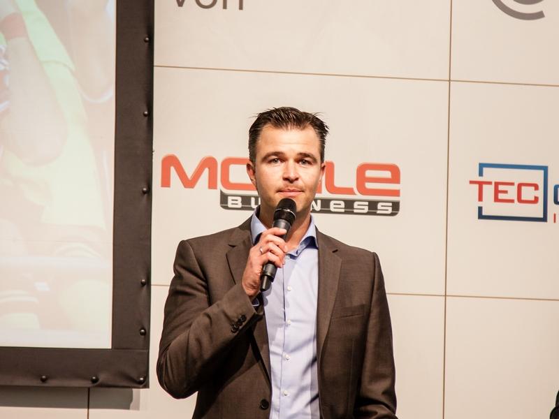 Benjamin Steen über die digitale Zukunf des FC Bayern München auf der Communication World 2013 (Bild: Andre Borbe)