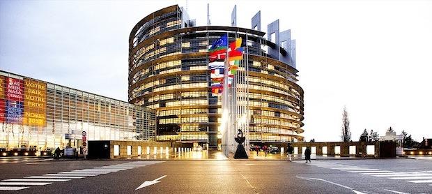 abgeschafft. Das Parlament der EU hat über ein umstrittenes Telekom-Paket abgestimmt. Quelle: EU