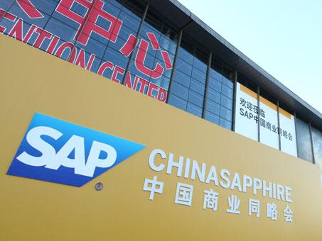 SAP wächst im ersten Quartal 2014 zweistellig. Quelle: SAP