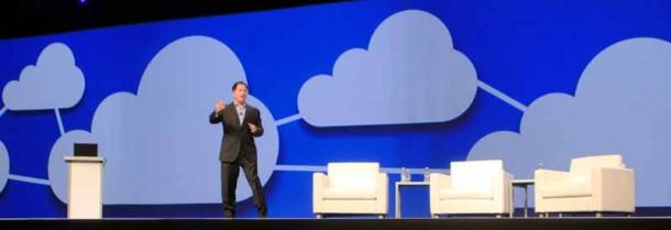 Michael Dell will den Technologie-Konzern schnell auf eine neue Spur bringen. Der Freikauf von der Börse vor etwa anderthalb Monaten könnte die Restrukturierung kräftig beschleunigen. Quelle: H. Weiss/New York Reporters