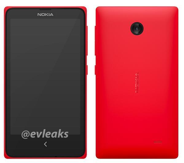 Laut The Verge und @evleaks soll Nokia an dem günstigen Android-Handy Normandy arbeiten. Quelle: @evleaks