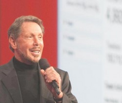 Larry Ellison (Bild: Oracle)