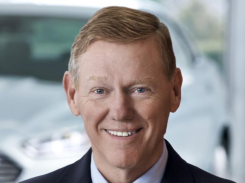 Alan Mulally, Präsident und Chief Executive Officer der Ford Motor Company (Bild: Ford)
