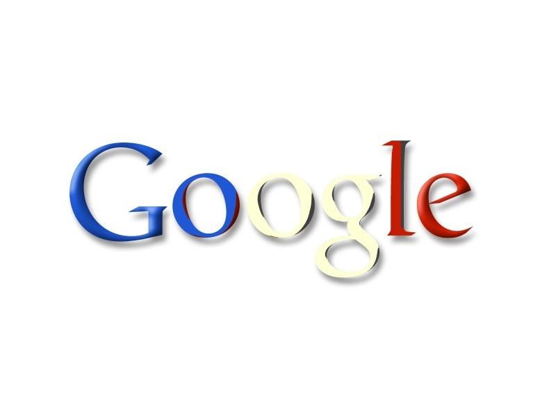 Logo Google Frankreich