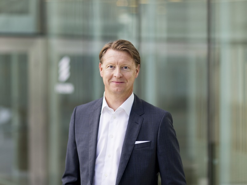Hans Vestberg, seit 2010 CEO bei Ericsson. (Bild: Ericsson)