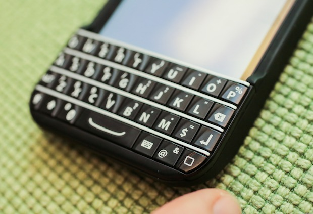 BlackBerry will gegen das iPhone-Keyboard von Typo Products klagen. Quelle: CNET.com