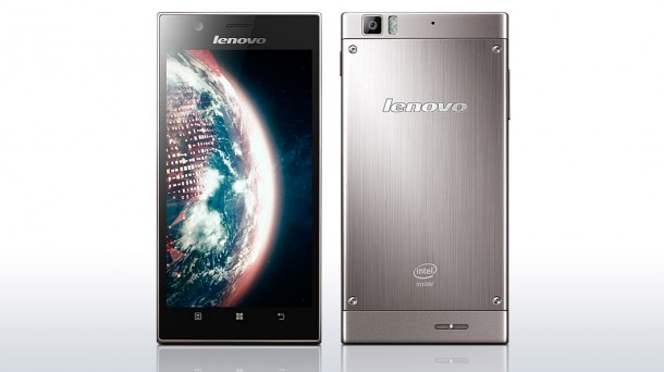 Das Lenovo K900 wird wohl bald Konkurrenz im eigenen Haus bekommen. Vermutlich aber wird Lenovo Motorola als eigenständige Marke weiterführen. Quelle: Lenovo.