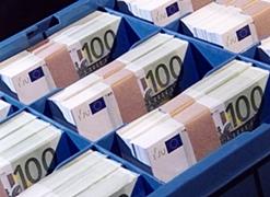 Euro-Noten-Bundesbank