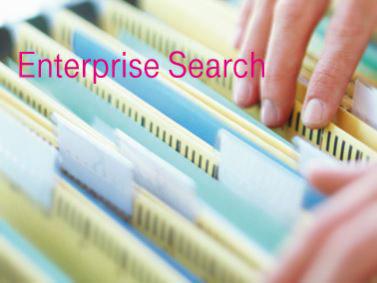Enterprise Search wird für große Unternehmen immer wichtiger.