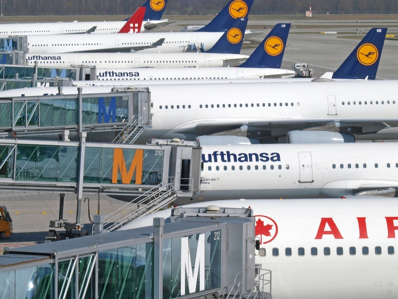 Bild: Lufthansa