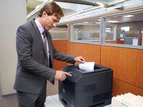 Dell ermöglicht nun auch im deutschen Mittelstand Managed Print Services, allerdings mit gewissen Einschränkungen. Quelle: Dell