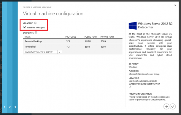 """Microsoft sorgt in Azure für das neue Feature """"VM Agent and Background Info Extension"""" und das könnte für die Entwicklung der PaaS-Plattorm eine wichtige Rolle spielen. Quelle: Microsoft"""