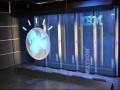 Den Supercomputer Watson, IBMs Ansatz für Cognitive Computing, vergleicht Software-Chef Patrick Bauer mit einem Formel-1-Rennwagen. Quelle: IBM
