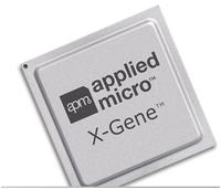 64-Bit-ARM-Prozessor X-Gene von Applied Micro (Bild: Applied Micro)