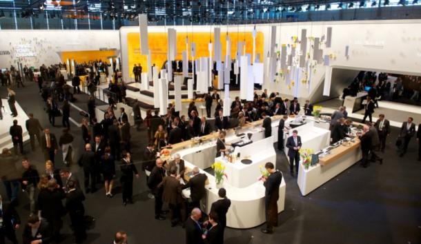 Zusammen mit 27 Partnern präsentiert sich SAP in diesem Jahr. Quelle: SAP
