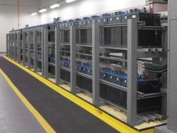 Eatons Batterie-Installation Bluegrass. Quelle: Eaton