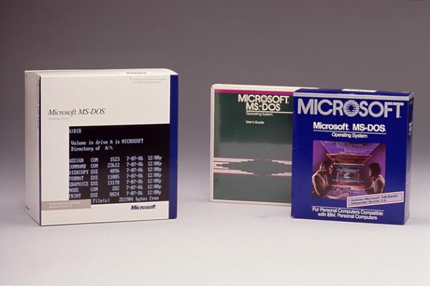 zusammen mit dem Computer History Museum zum ersten Mal Einblick in den Source-Code von MS-DOS und Word for Windows. Quelle: Microsft Research