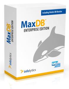 MaxDB Enterprise Edition. Als weltweit einziger OEM-Partner von SAP darf die Kölner Infolytics MaxDB auch außerhalb des SAP-Universums anbieten. Auch Anwender der Community-Version der Datenbank können so von kommerziellen Support profitieren. Quelle: Infolytics