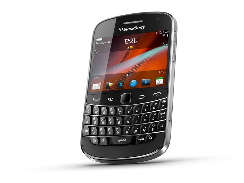Blackberry Bold mit BB7