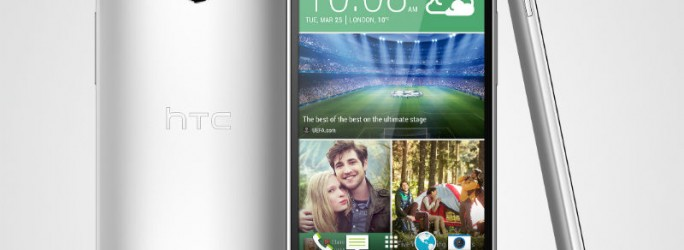 Das neue HTC One (M8) kommt am 4. April für 679 Euro in den Handel (Bild: HTC).