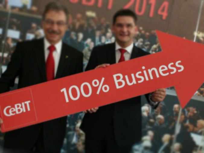 CeBIT 2014 Business