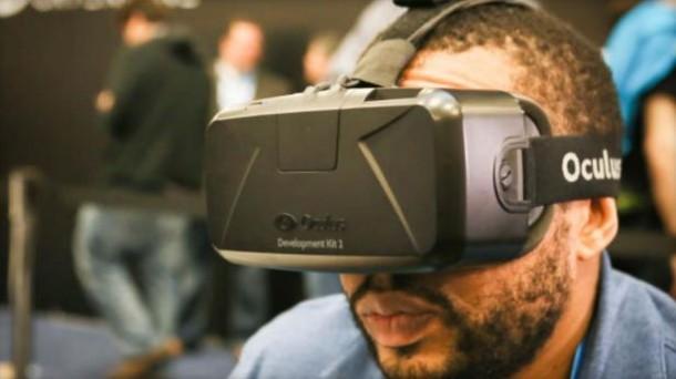 Facebook hat Oculus VR, Anbieter der Virutal-Reality-Brille Oculus Rift, für 2 Milliarden Dollar gekauft (Bild: James Martin / CNET).