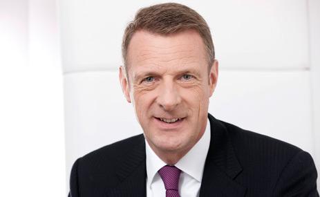 """Niek Jan van Damme ist  Vorstandsmitglied der Telekom Deutschland. Er will die Telekom jetzt als """"Partner des Mittelstandes"""" platzieren. Quelle: Telekom"""