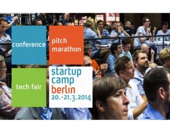 Die Gründerszene trifft sich natürlich in Berlin zum Startup-Camp in Berlin.