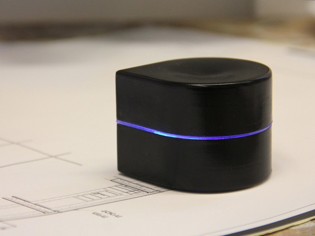 Mini Mobile Robotic Printer (Bild: Zuta Labs)