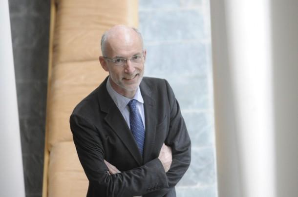 Stuart  Parkin gilt als Vater der modernen Festplatte. Jetzt bekommt er mit dem dem Milliennium Technology Prize sozusagen einen alternativen Nobel-Preis für seine Forschungen. Quelle: TAF