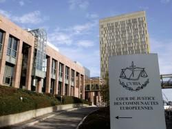 Der EuGH wird im Sommer über die Klage des schleswig-holsteinischen Piraten-Politikers Patrick Breyer entscheiden (Bild: EuGH