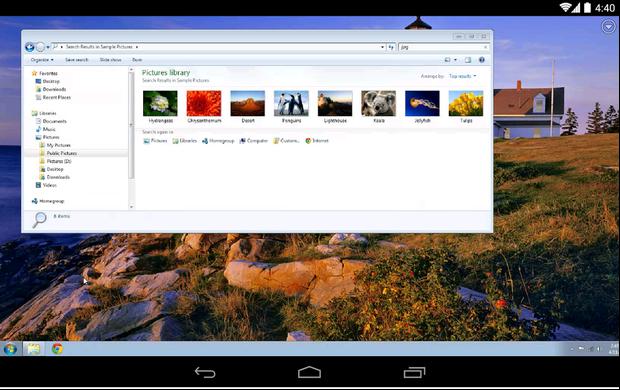 Eine iOS-Version von Chrome Remote Desktop soll im Laufe des Jahres erscheinen. (Bild: Google)